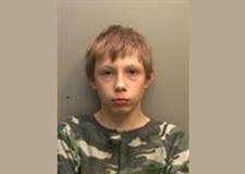 Grantham boy missing since Saturday