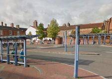 Unprovoked bus stop attack leaves teen with facial injuries
