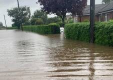 Wainfleet flood victim felt helpless as water rose