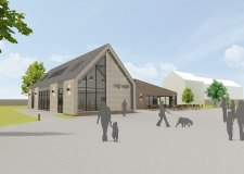 Work starts on £1.6m Skegness community facility