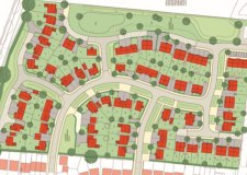 Green light for 80 Gainsborough homes amid traffic outcry