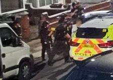Armed police make dramatic arrest after Cleethorpes gun alert