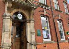 Residents 'left stranded' as town's last bank to close