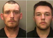 Police warn people of wanted men believed to be in Gainsborough
