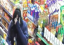 Man tries to rob village shop with a hammer