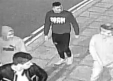 CCTV witness appeal after Grimsby rape arrest