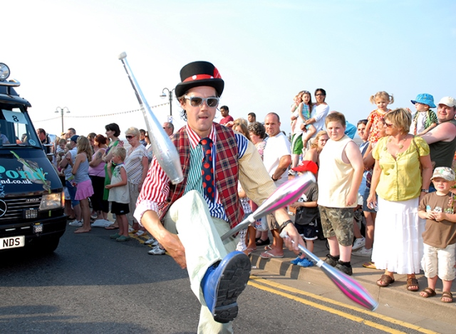 Organiser sought for Cleethorpes Carnival