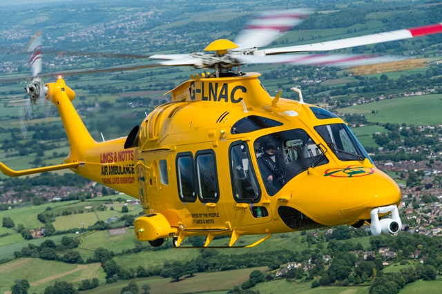 Renowned raconteur to raise funds for Lincs & Notts Air Ambulance