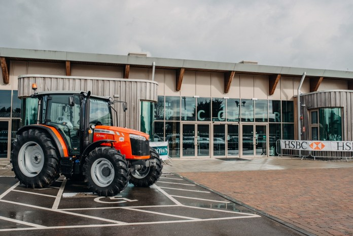 Robots critical for Lincolnshire's agri-food sector