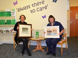 Community art exhibition to raise funds for hospice