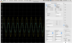 Voltage Divider on Scope!