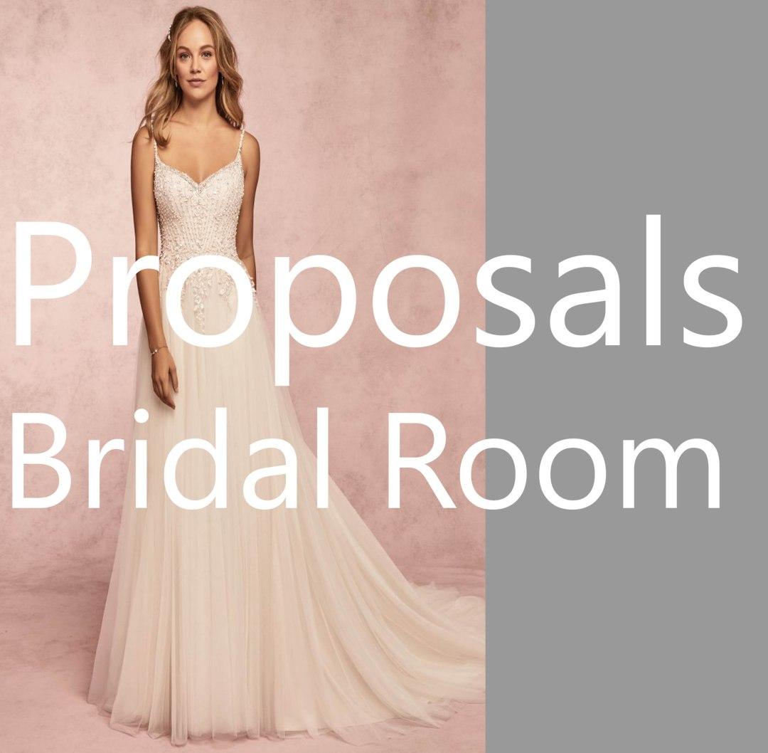 Proposals Bridal Room Home