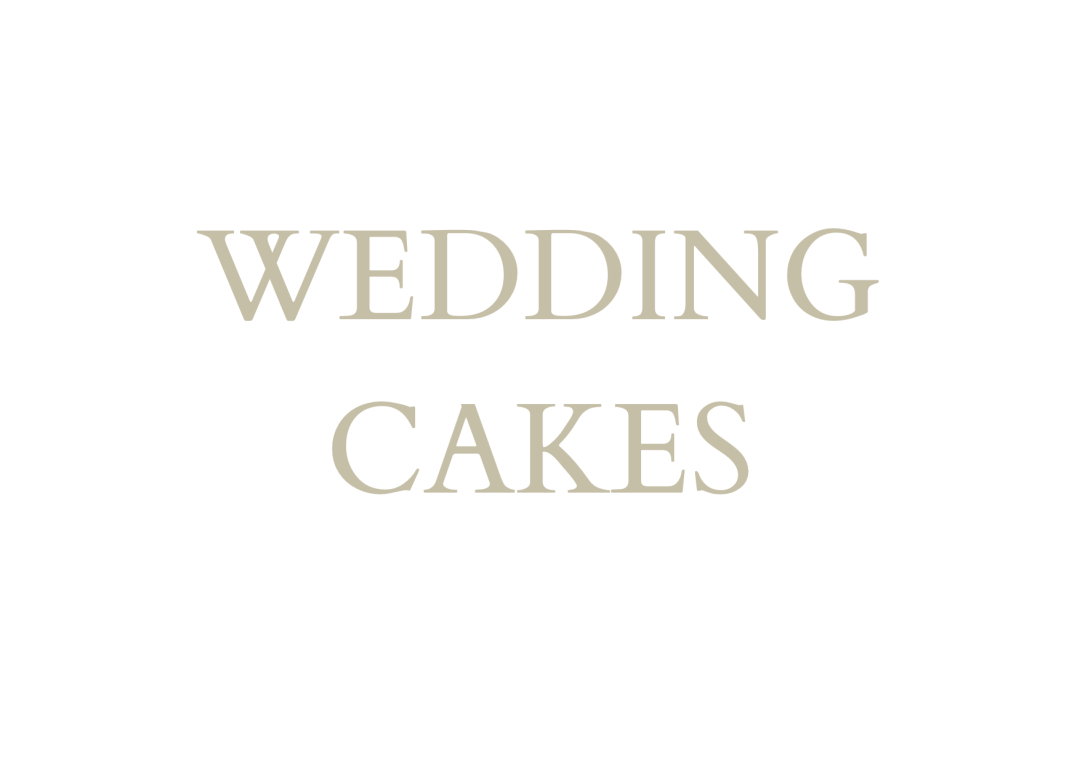 Wedding Cakes Home