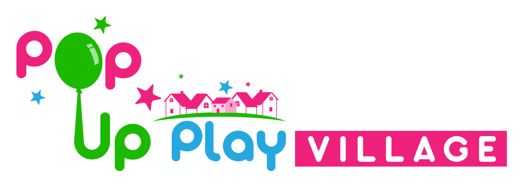 Pop Up Play Village Home
