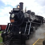 Day trip to the Alberta Railway Museum!
