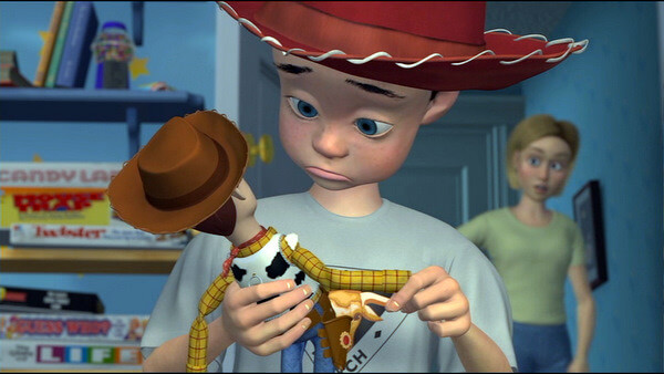 The theory about Andy's mom's true identity in Toy Story made the rounds on social media this past week!