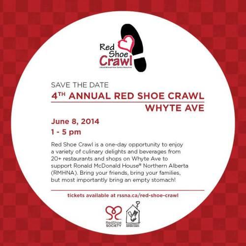 Red Shoe Crawl