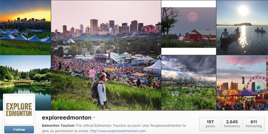 Edmonton Instagram - Explore Edmonton