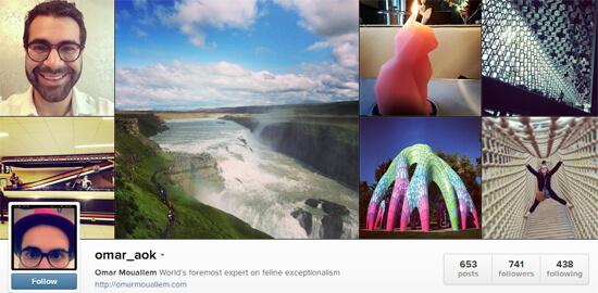 Edmonton Instagram - Omar Mouallem