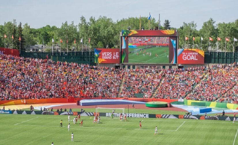 FIFA Women's World Cup Canada. Photo by IQRemix (flickr.com/IQRemix)