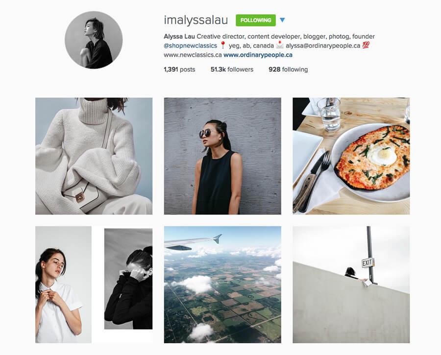 Edmonton Instagram Users - imalyssalau