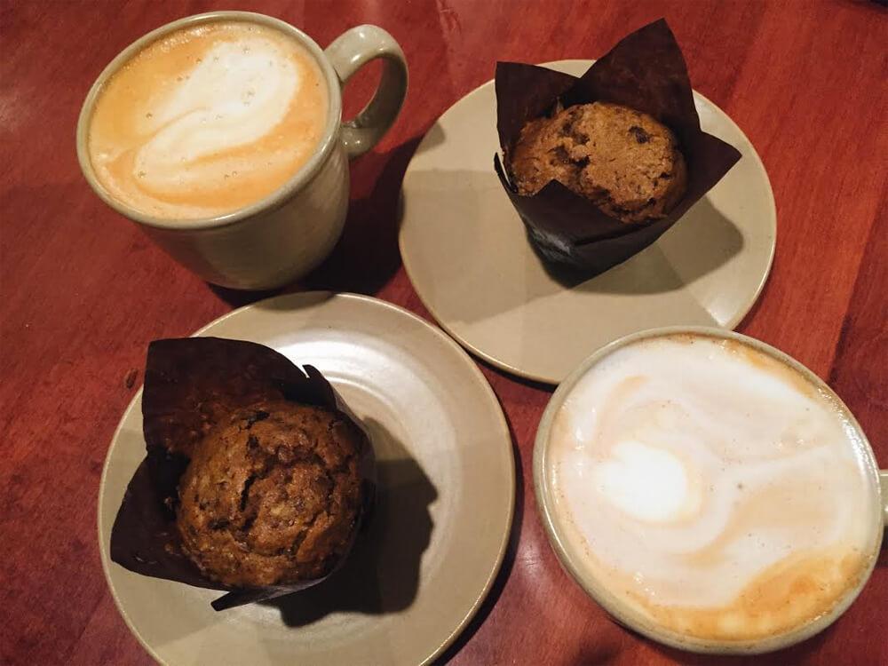 Edmonton - Good Earth Coffeehouse and Bakery