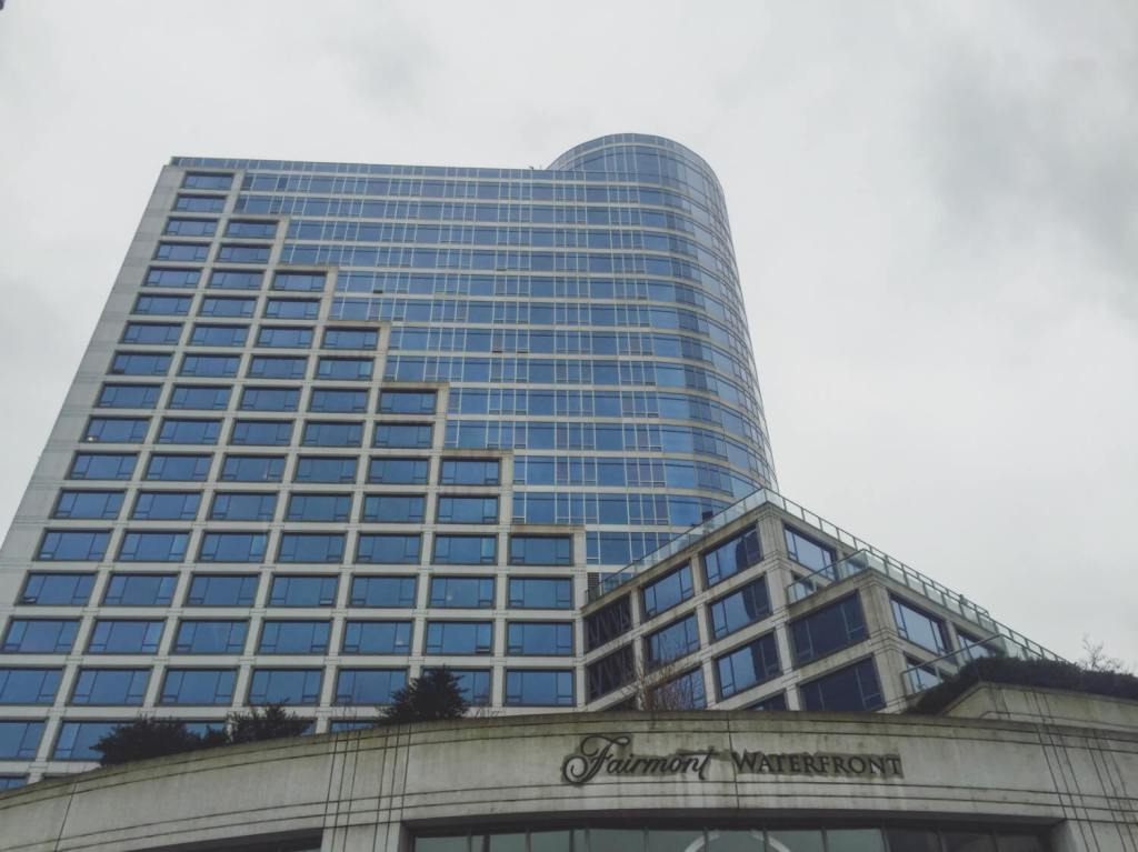 Fairmont Waterfront - Vancouver - MyVancouver - Travel BC