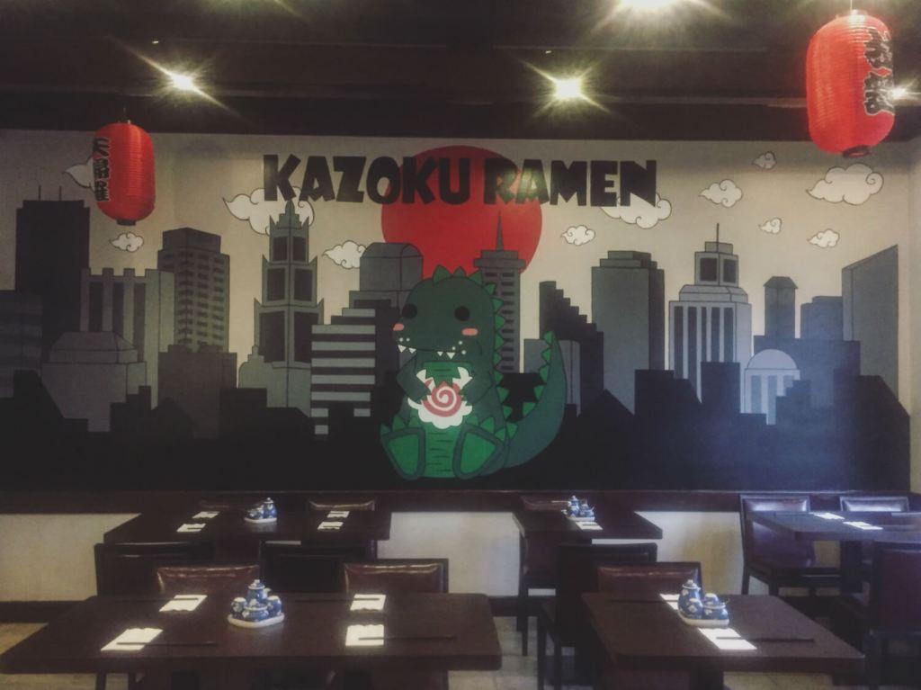 Kazoku Ramen Edmonton - Japanese