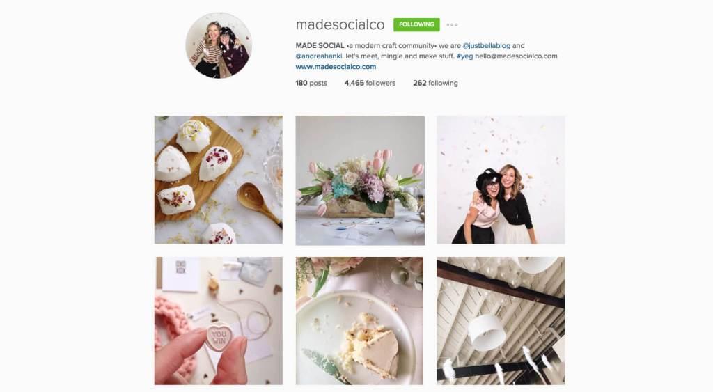 Top Edmonton Instagram Users - madesocialco - Social Media