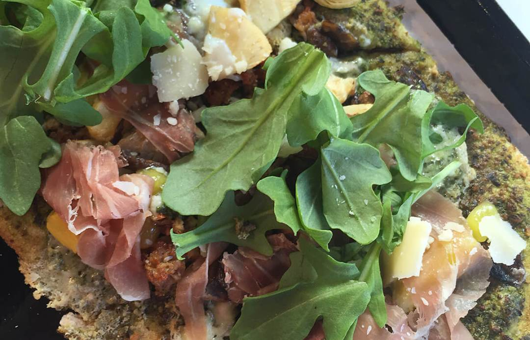 LovePizza Edmonton - Pizza - Thin Crust - Downtown