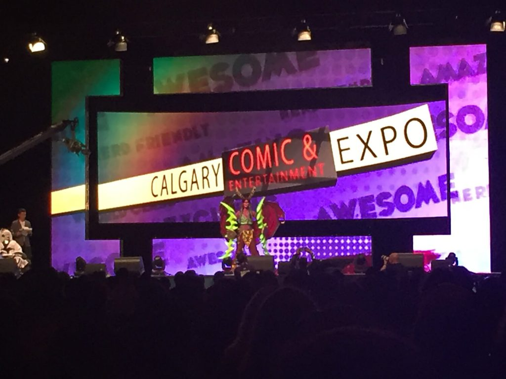 Calgary Comic and Entertainment Expo - Tourism Calgary