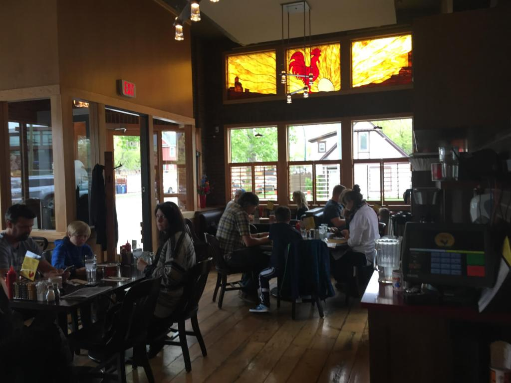 Reds Diner Calgary