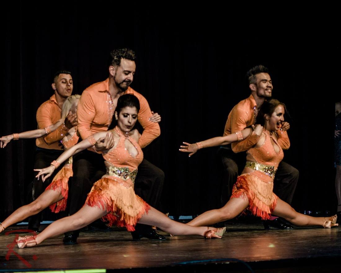 Salsa with the Stars Edmonton Sven R Photography