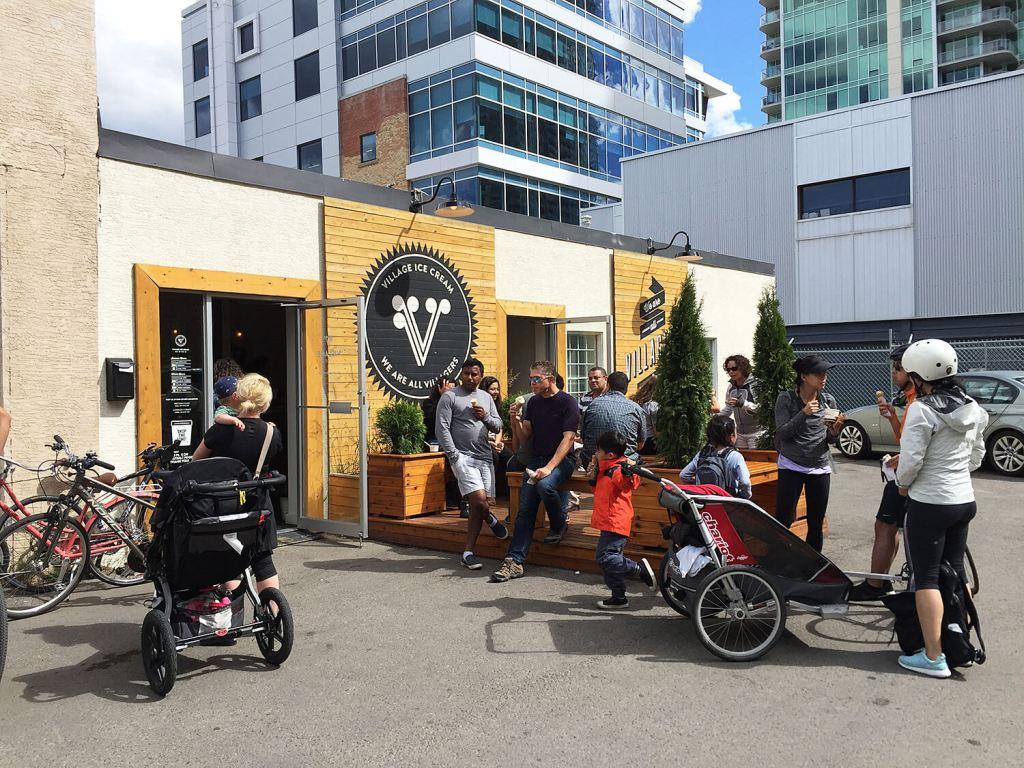 48 Hours in Calgary - Calgary Tourism - Village Ice Cream