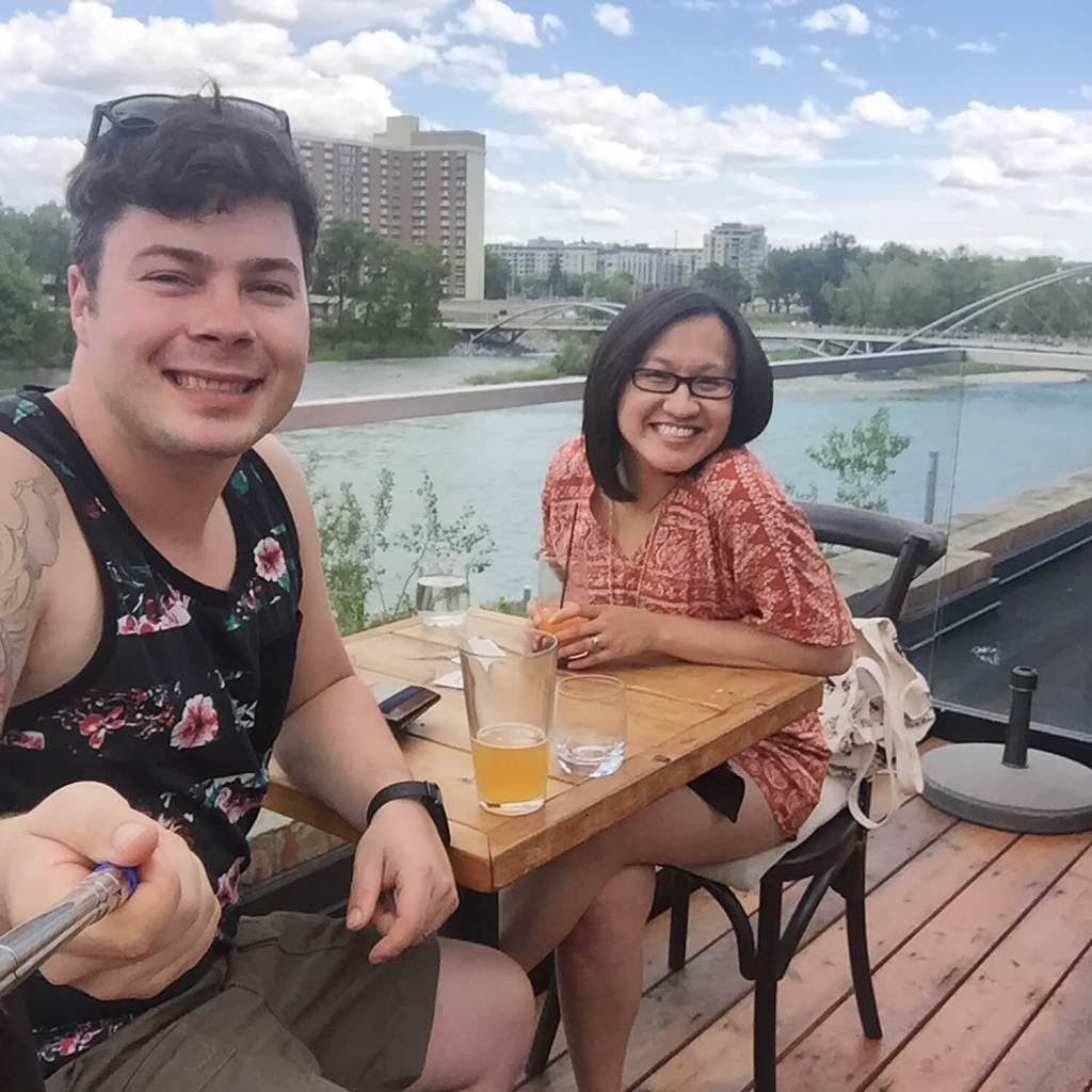Calgary - Charbar Roof Top Bar Simmons Building - Best Weekend Ever 48 Hours Tourism
