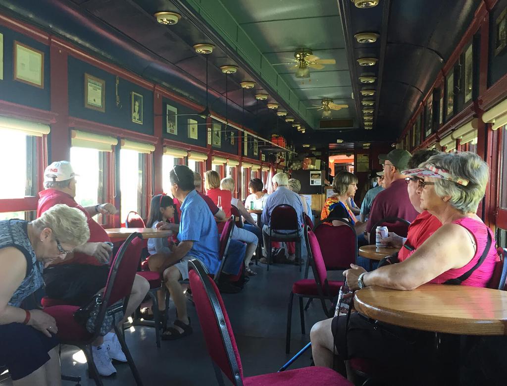 Alberta Prairie Railway - Stettler - Big Valley - Train - Travel Alberta