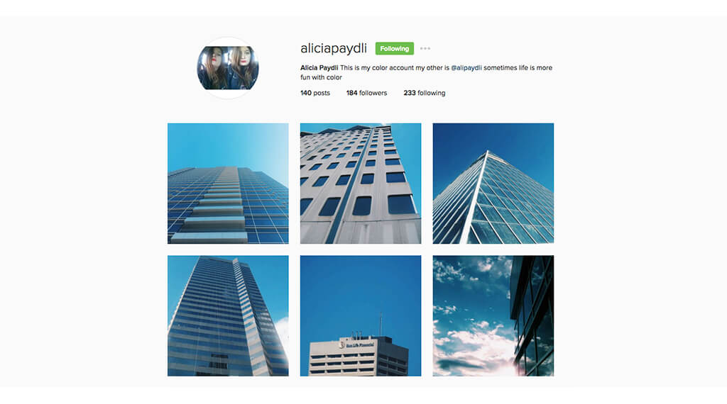 Instagram Edmonton - aliciapaydli