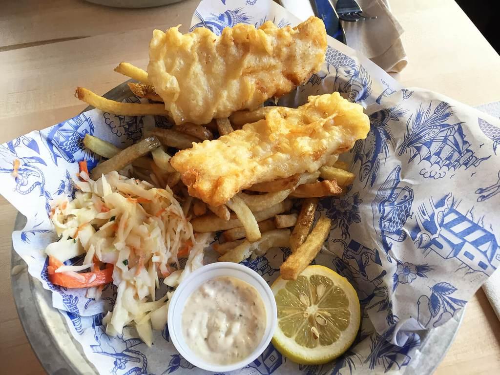 Grandin Fish n Chips Edmonton