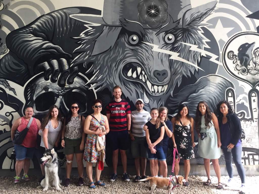 Instagrammable Walls - Explore Edmonton