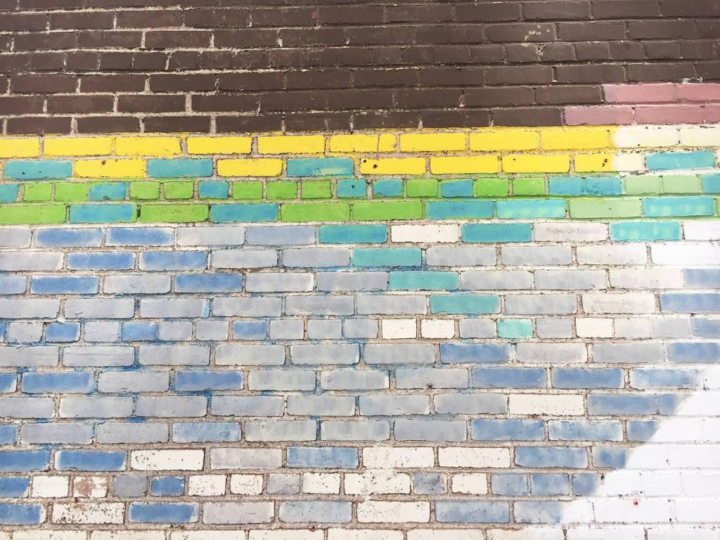 Instagrammable Walls of Edmonton - Downtown Jasper Avenue