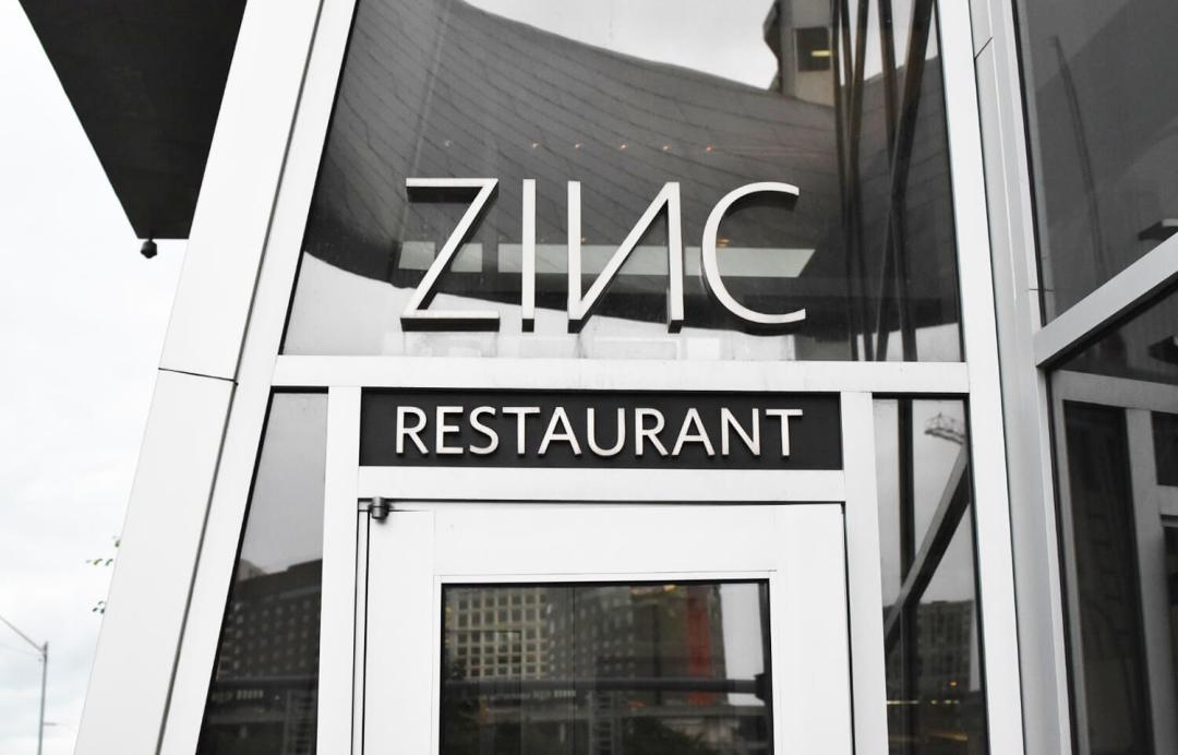 Zinc Restaurant Art Gallery of Alberta