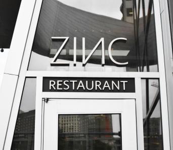 Zinc Restaurant Art Gallery of Alberta