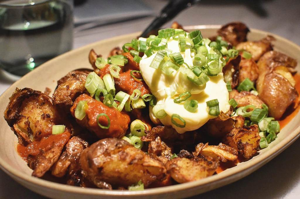 Ox Bar de Tapas - Spanish Tapas - Calgary Restaurants Food