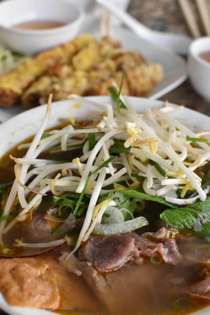 Pho Hung Toronto Vietnamese Restaurant Chinatown