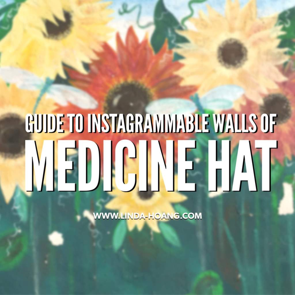 Guide to Instagrammable Walls of Medicine Hat