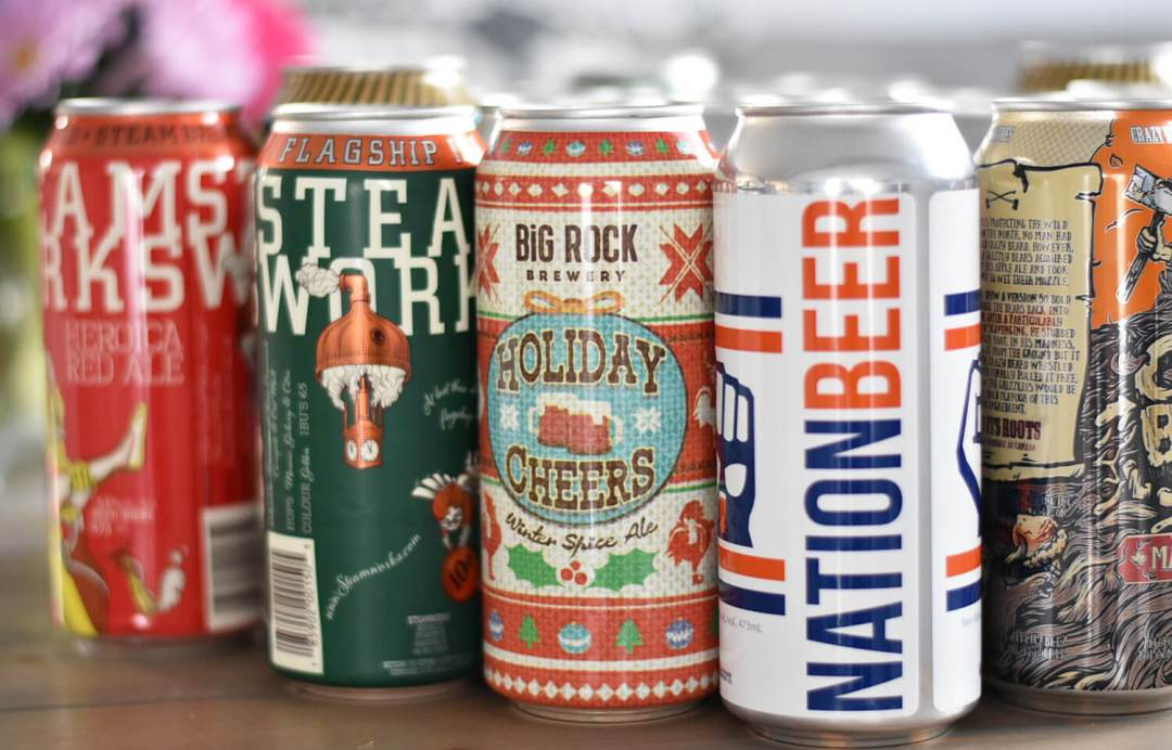 Beer Christmas Gifts.Diy Make Your Own Custom Christmas Beer Advent Calendar