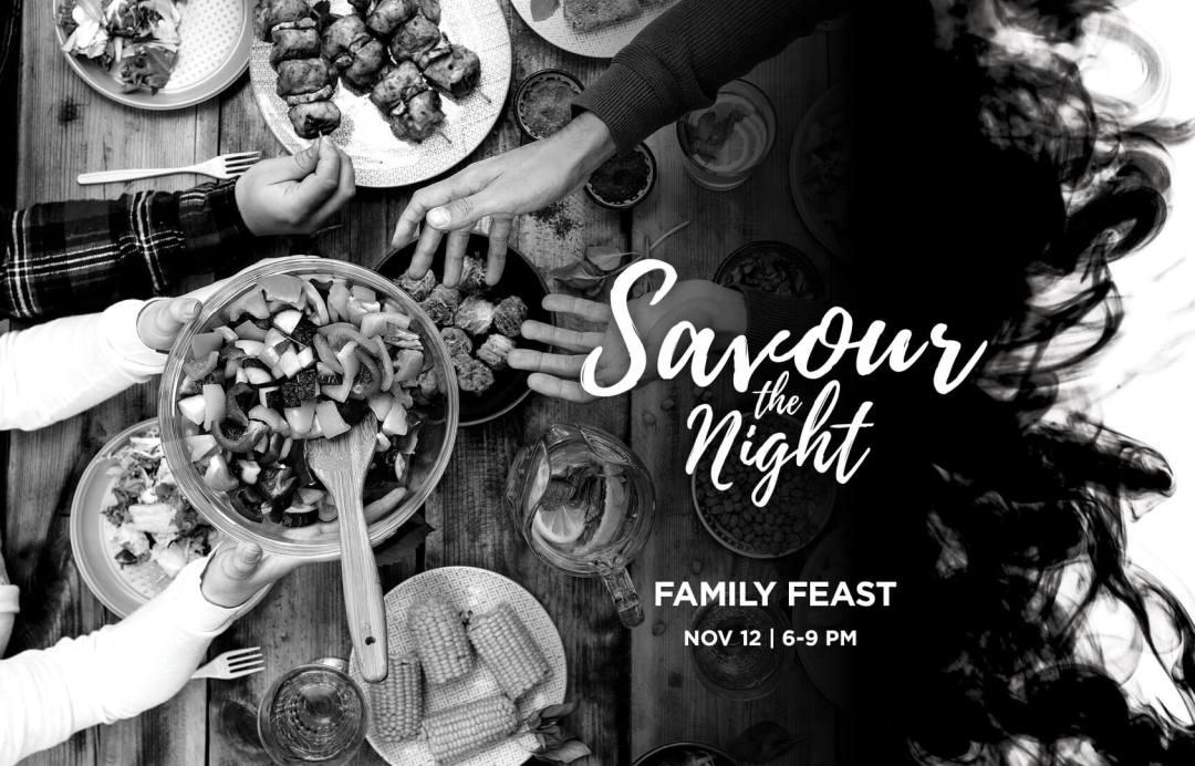 Family Feast - The Rec Room Edmonton