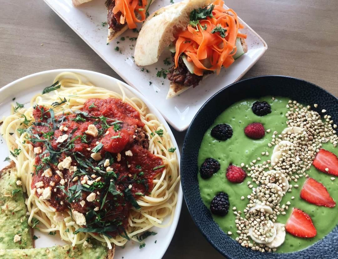 The Moth Vegan Cafe Edmonton Vegetarian