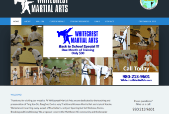 Whitecrest Martial Arts