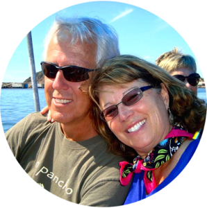 Author, Linda Atwell and Husband John